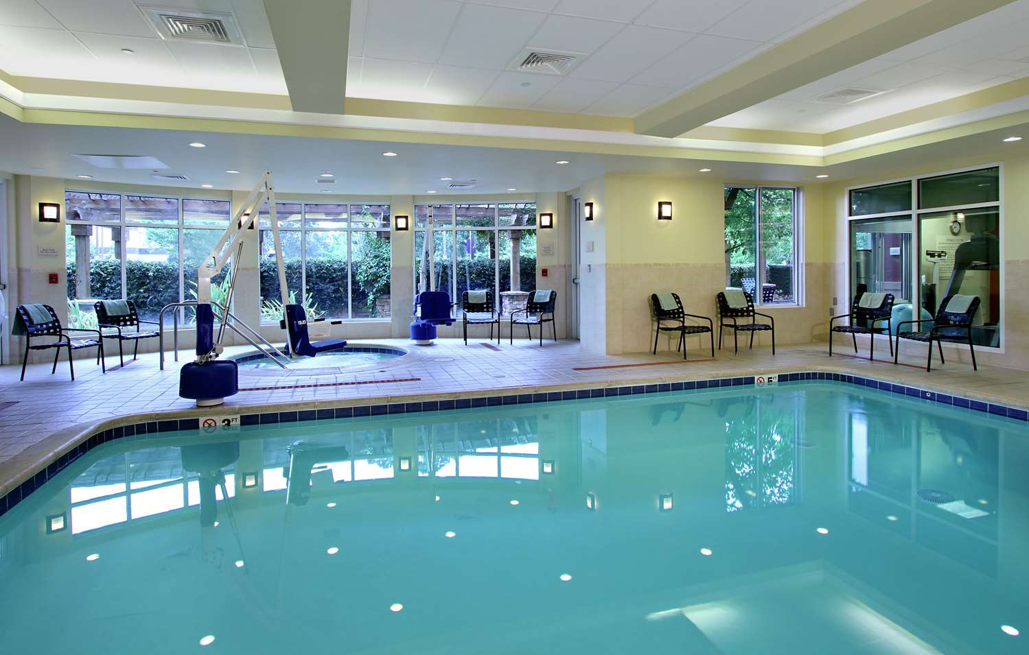 Pool - Hilton Garden Inn Santa Rosa