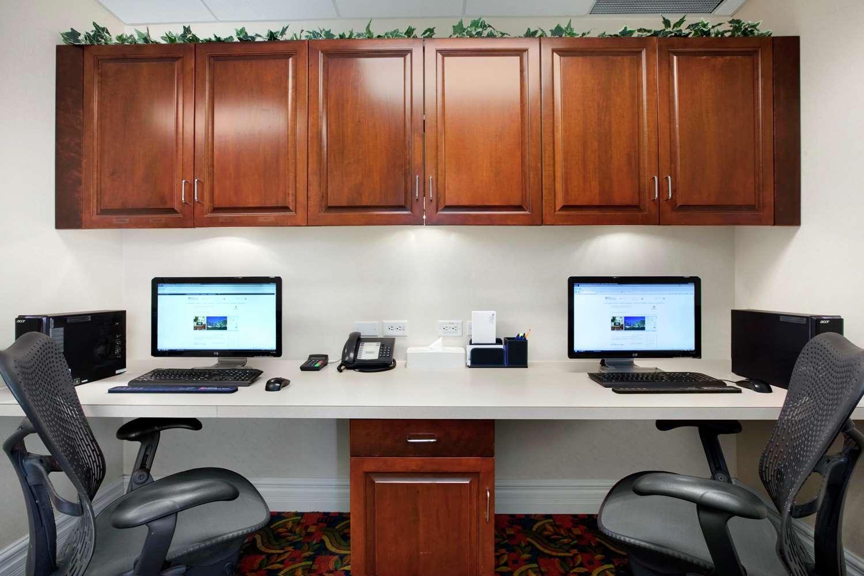 Conference Area - Hilton Garden Inn West Edmonton