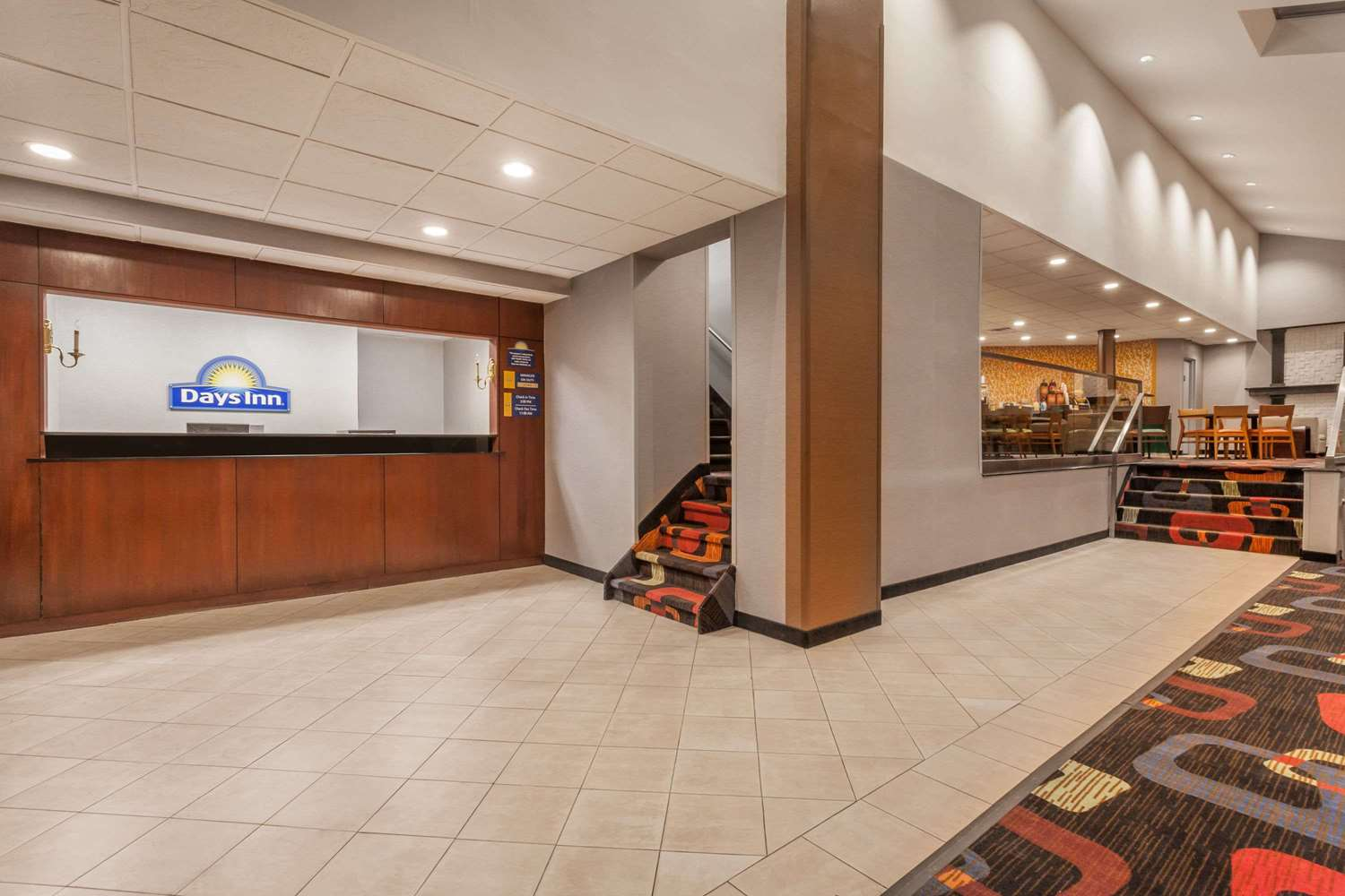 Lobby - Days Inn Woodbury