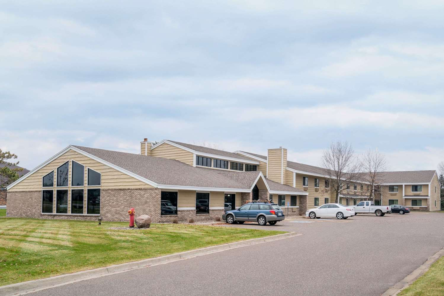 Exterior view - Days Inn & Suites Baxter
