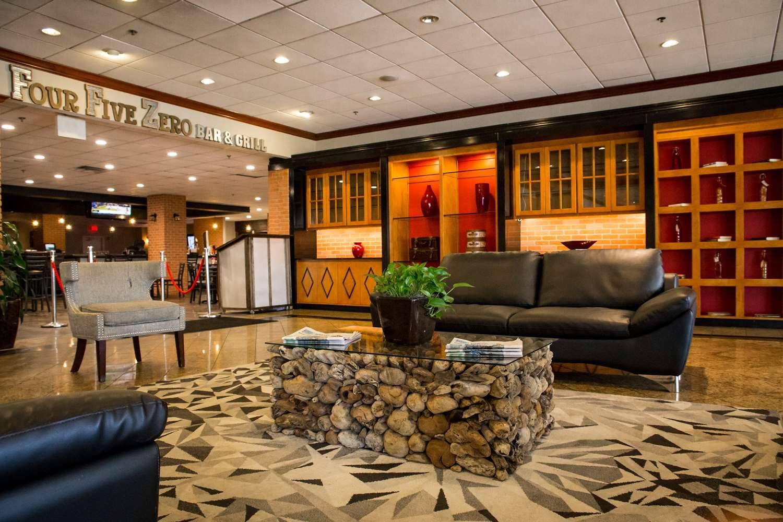 Lobby - Ramada Plaza Hotel Capitol Park Atlanta