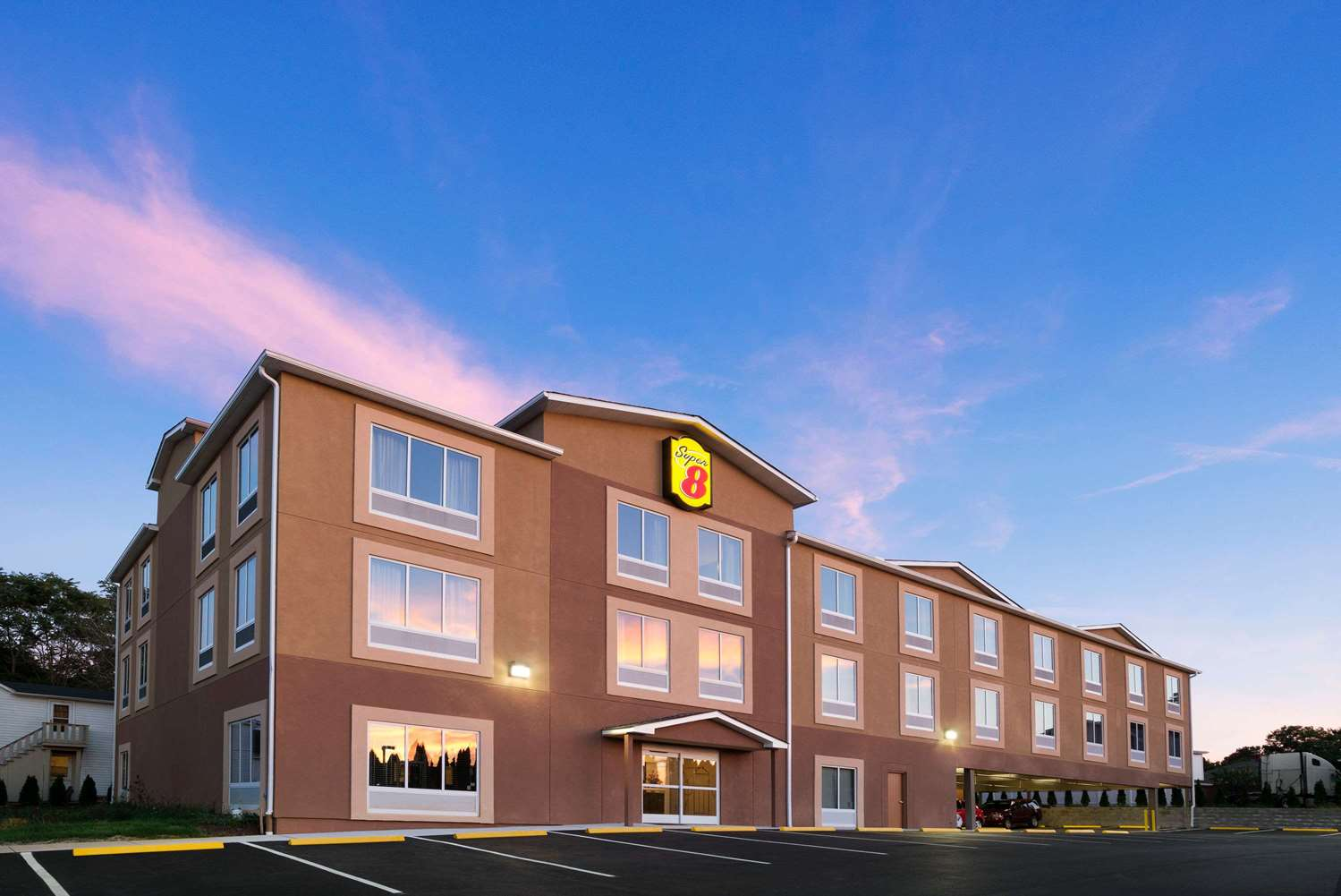 Exterior view - Super 8 Hotel Hershey