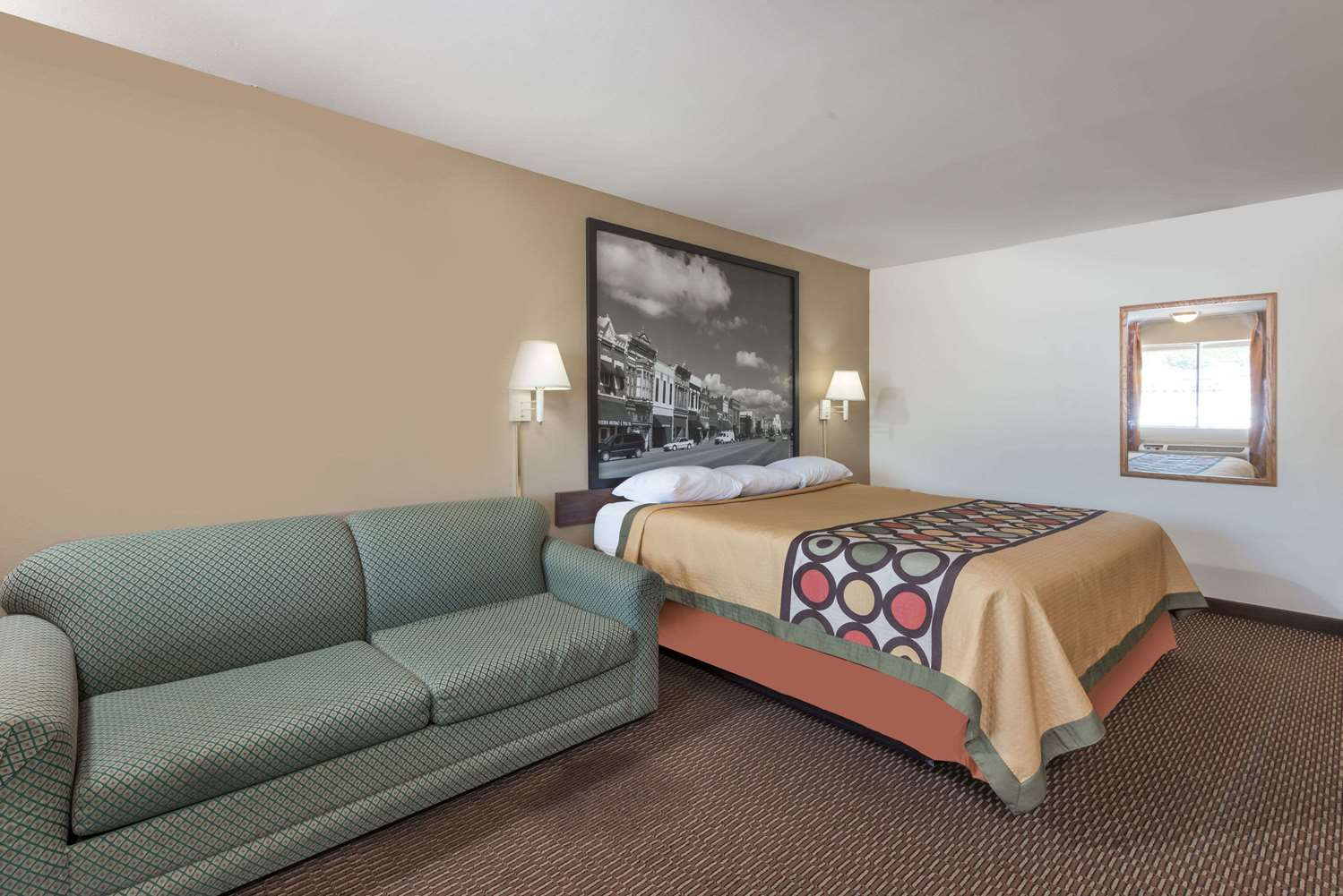 Room - Super 8 Hotel Junction City