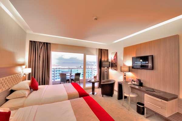 Hotel ROYAL TULIP CITY CENTER TANGER - Deluxe Room