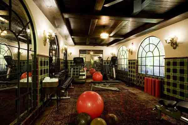 Fitness/ Exercise Room - Bowery Hotel New York