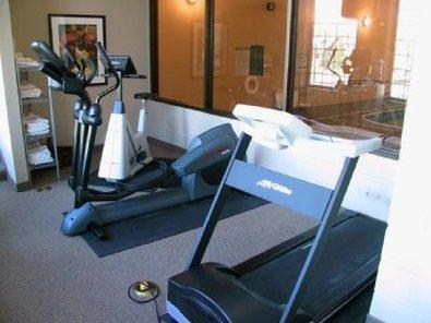Fitness/ Exercise Room - Aspen Suites Rochester