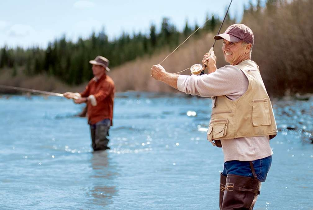 Copper River Fishing