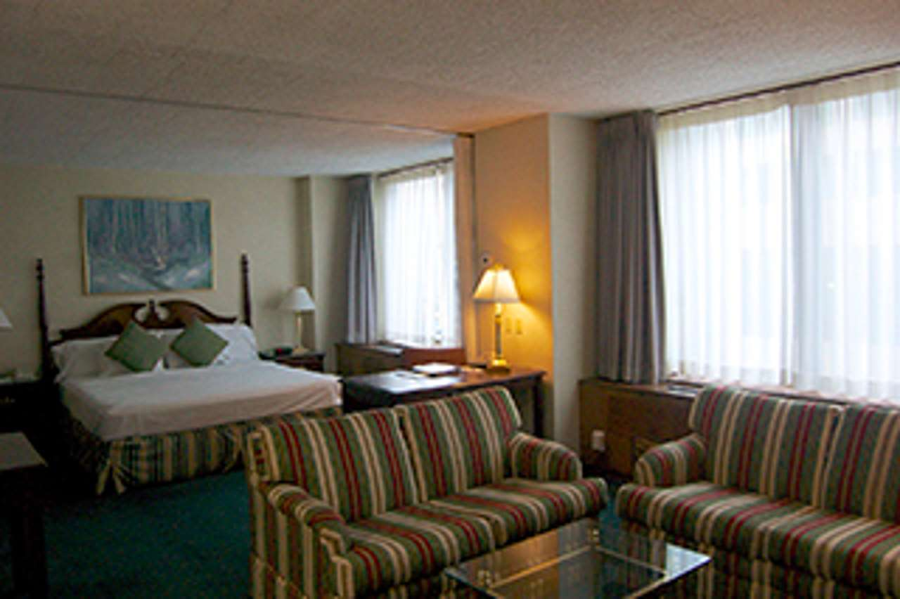 Suite - Kahler Grand Hotel Rochester