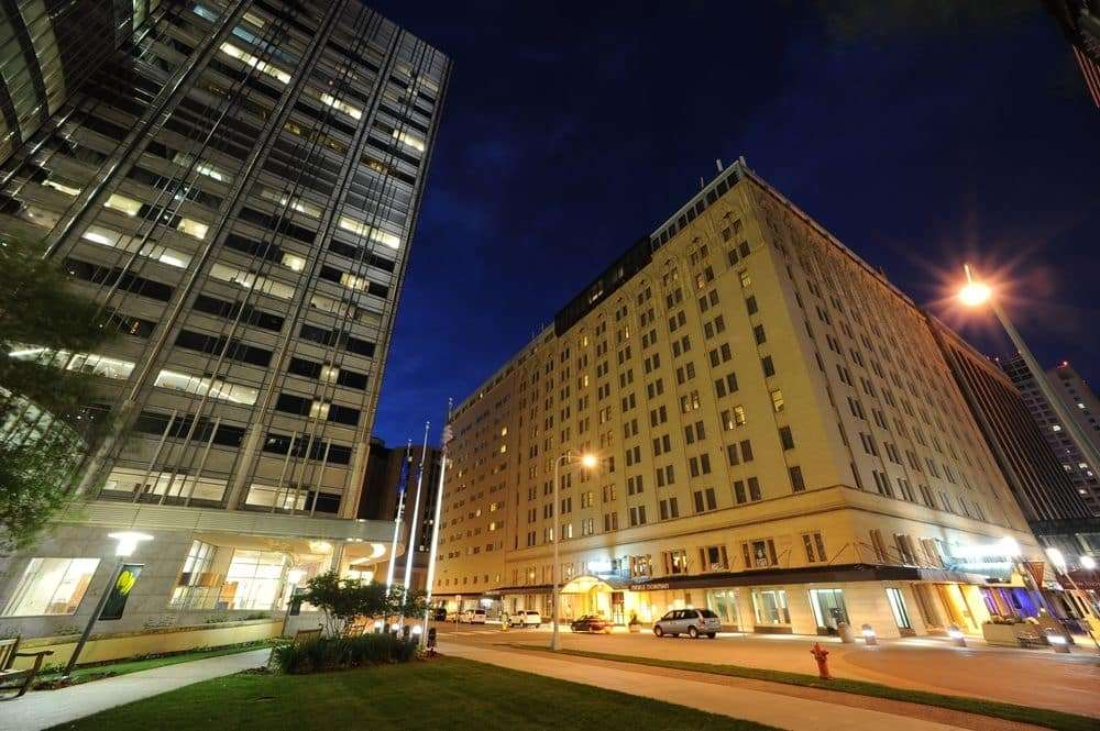 Exterior view - Kahler Grand Hotel Rochester
