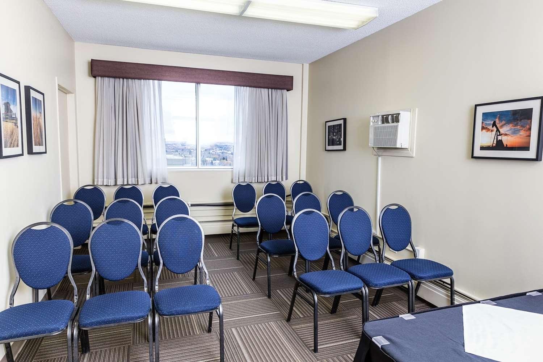 Meeting Facilities - Campus Tower Suite Hotel Edmonton