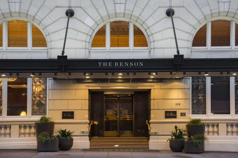 Exterior view - Benson Hotel Portland