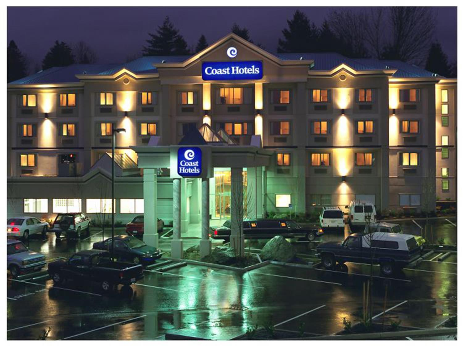 Exterior view - Coast Abbotsford Hotel & Suites
