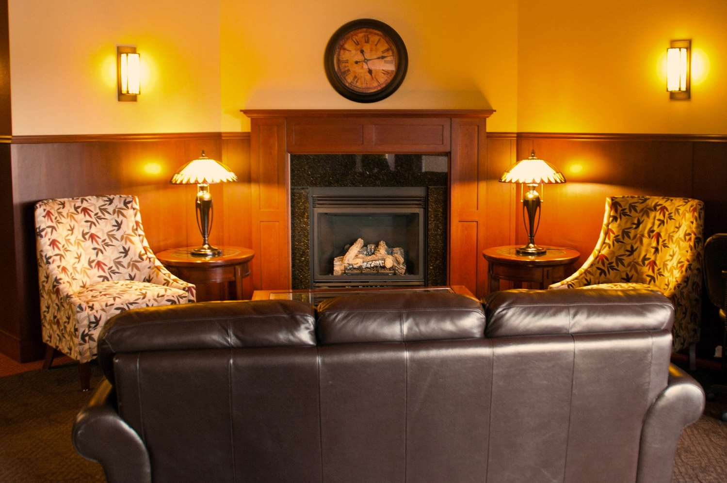 Lobby - Americas Best Inn Big Lake