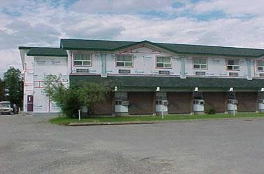Exterior view - Burntwood Hotel Thompson