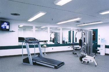 Fitness/ Exercise Room - Marlborough Hotel Winnipeg