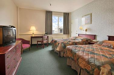 Room - Marlborough Hotel Winnipeg