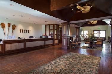 Lobby - Tahiti All Suite Resort Las Vegas