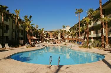 Pool - Tahiti All Suite Resort Las Vegas