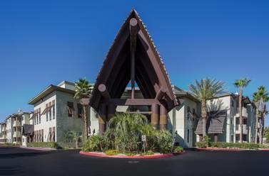 Exterior view - Tahiti All Suite Resort Las Vegas