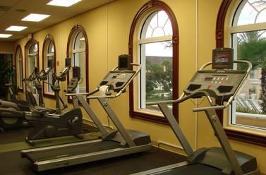 Fitness/ Exercise Room - Villas at Regal Palms Resort & Spa Davenport