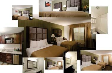 Amenities - Paradise Inn & Suites Redwater