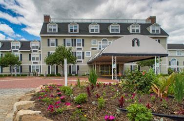 Exterior view - Westford Regency Inn & Conference Center