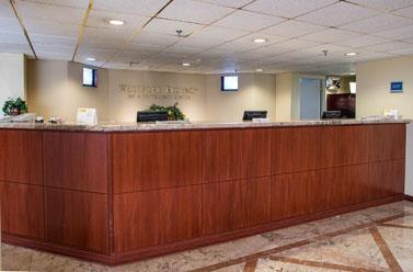 Lobby - Westford Regency Inn & Conference Center
