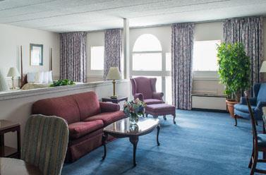 Suite - Westford Regency Inn & Conference Center