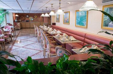 Restaurant - Westford Regency Inn & Conference Center