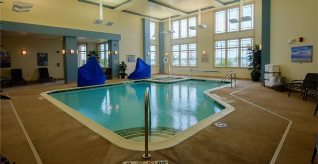 Pool - 1000 Islands Harbor Hotel Clayton