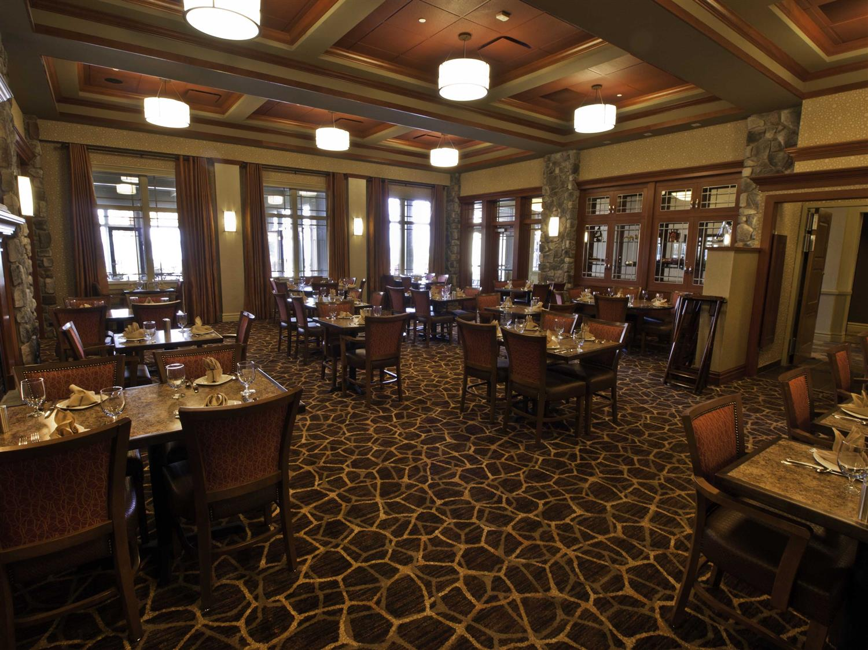Restaurant - 1000 Islands Harbor Hotel Clayton