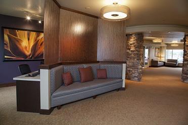 Lobby - Ledgestone Hotel Billings