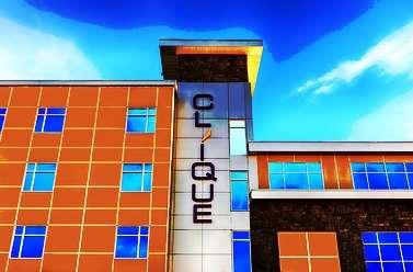 Exterior view - Hotel Clique Calgary