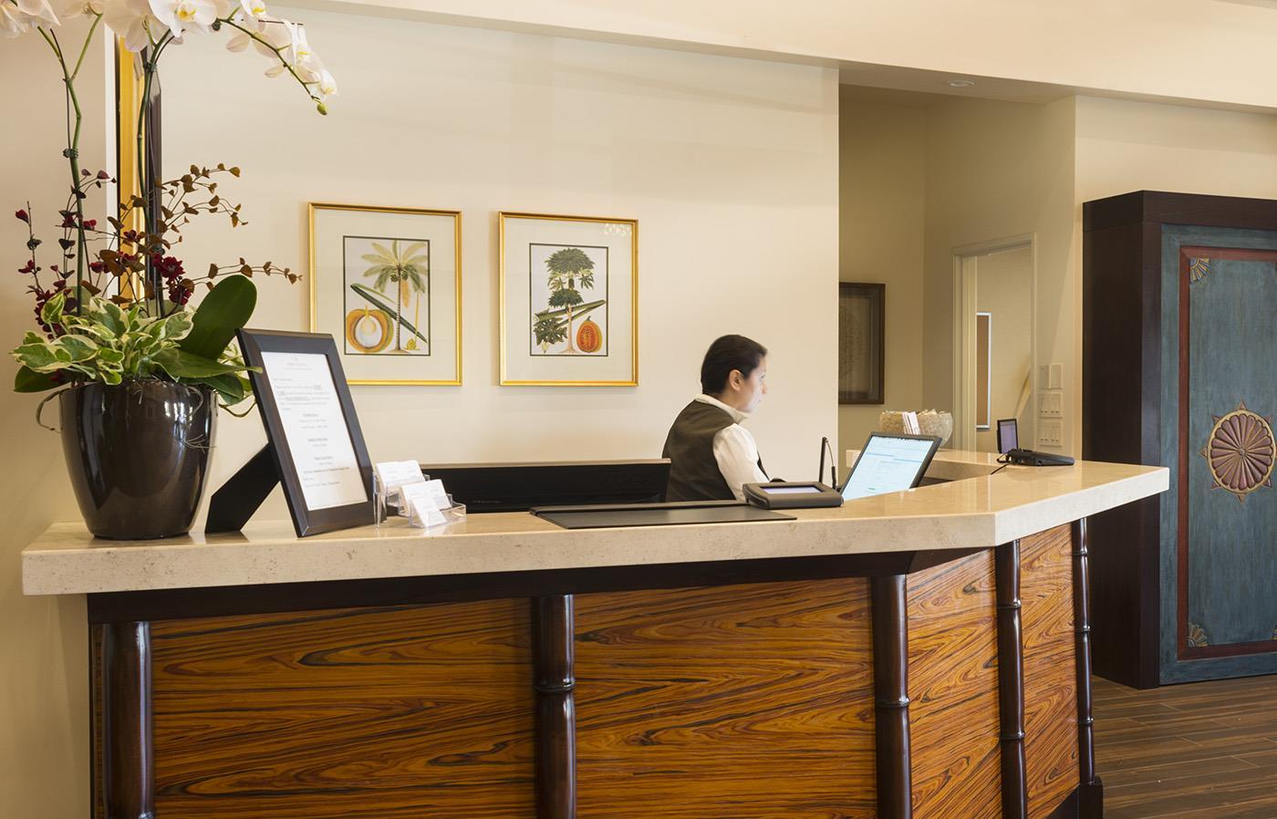 Lobby - Ayres Hotel Orange