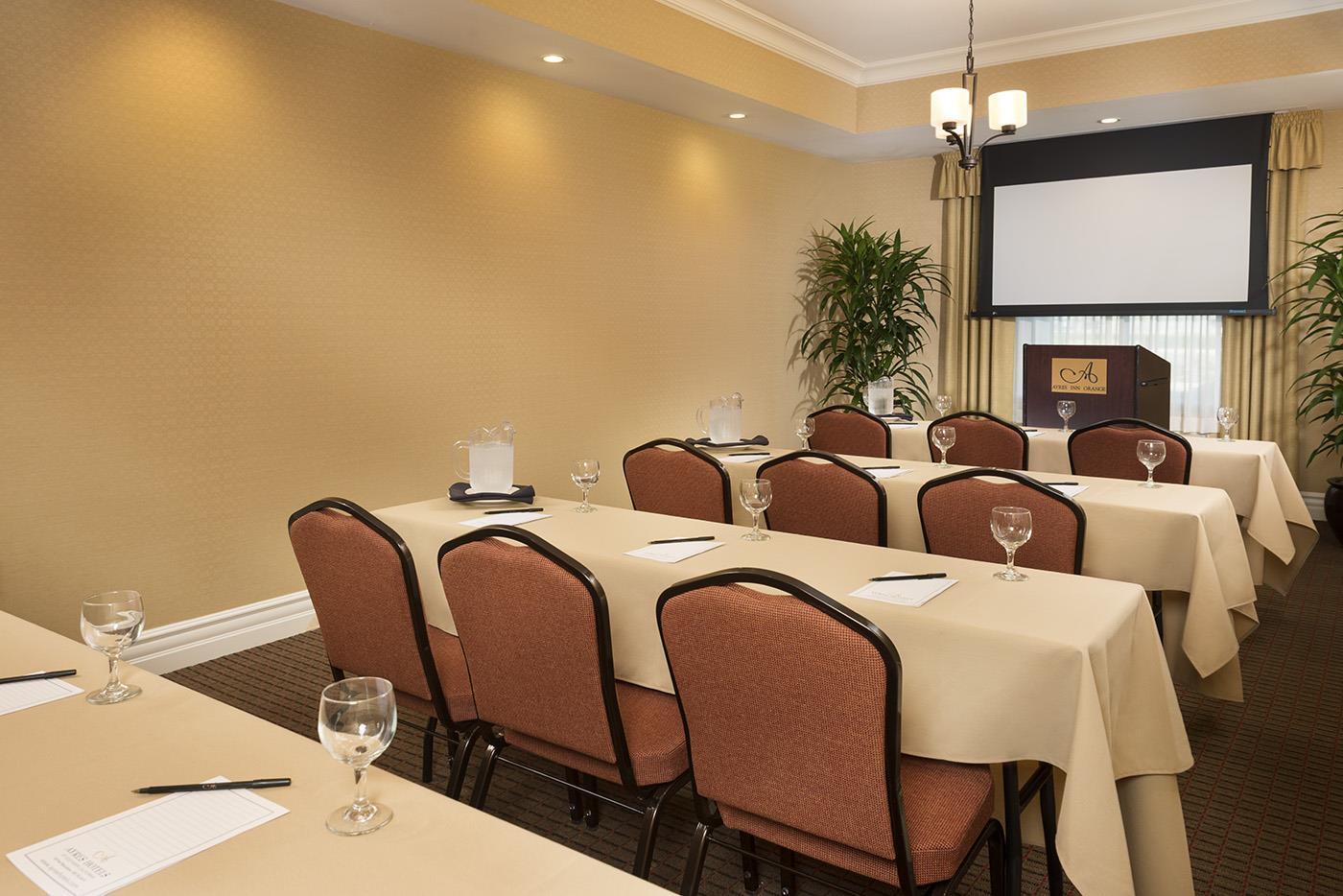 Meeting Facilities - Ayres Hotel Orange