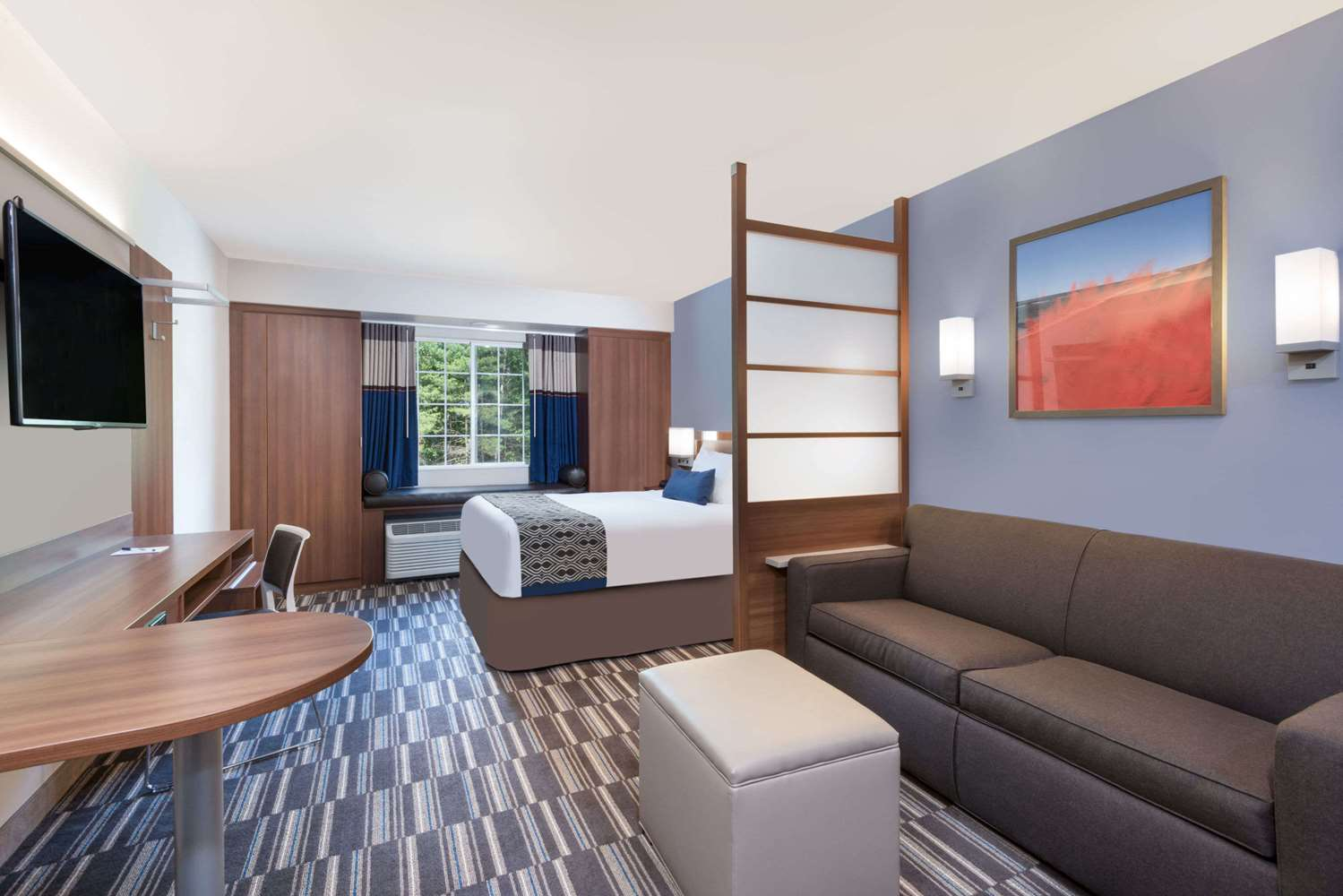 Suite - Microtel Inn & Suites by Wyndham Windham