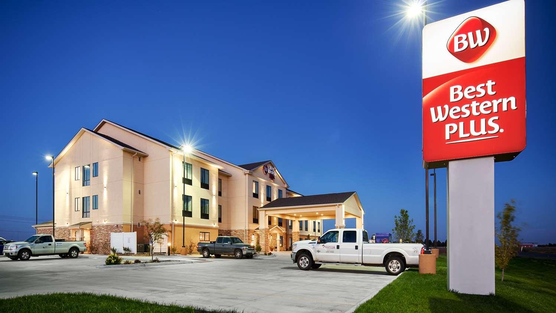 Exterior view - Best Western Plus Stevens County Inn Hugoton
