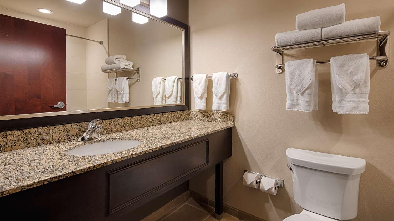 Room - Best Western Plus Stevens County Inn Hugoton