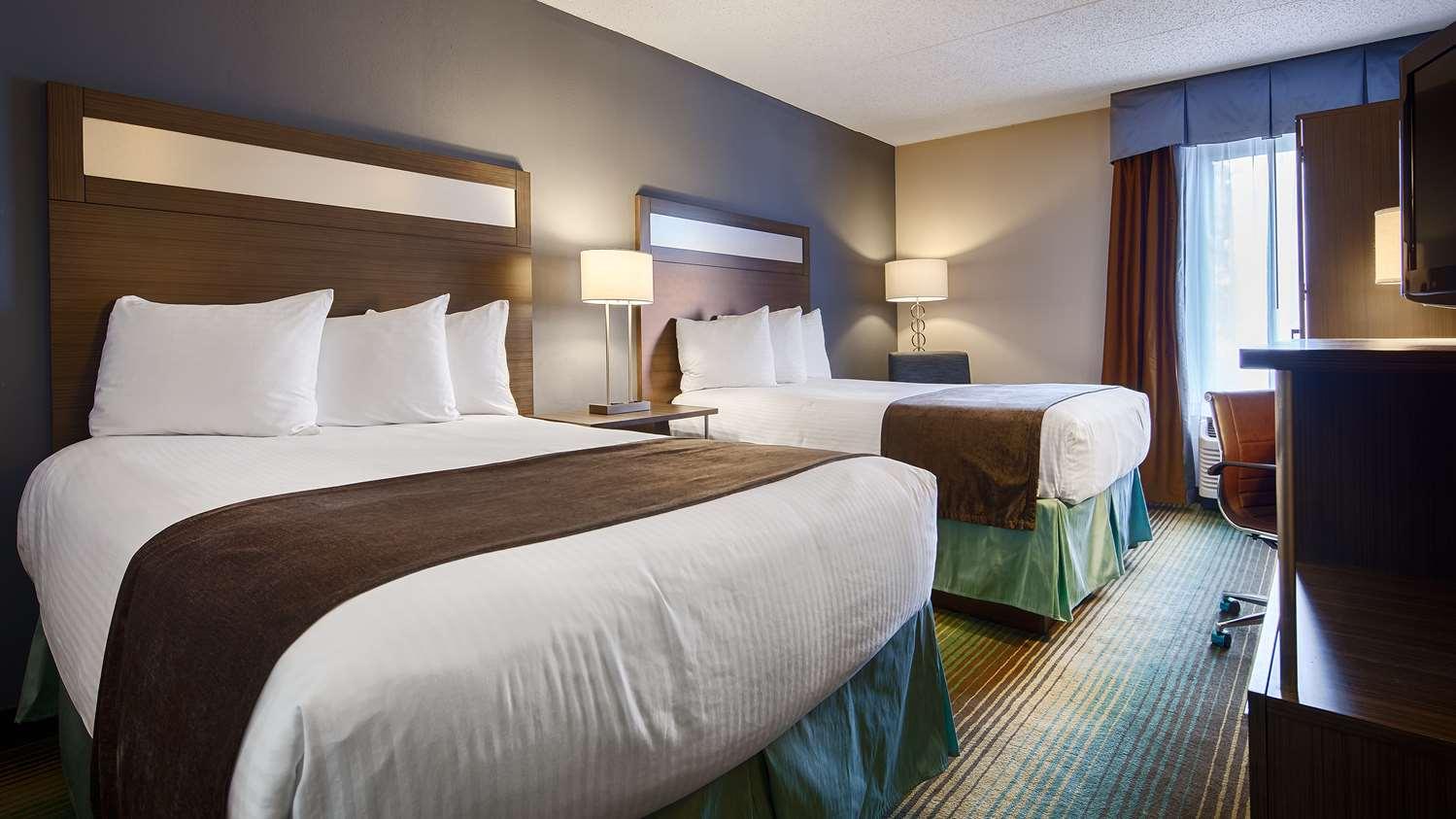 best western o 39 hare hotel elk grove village il see. Black Bedroom Furniture Sets. Home Design Ideas