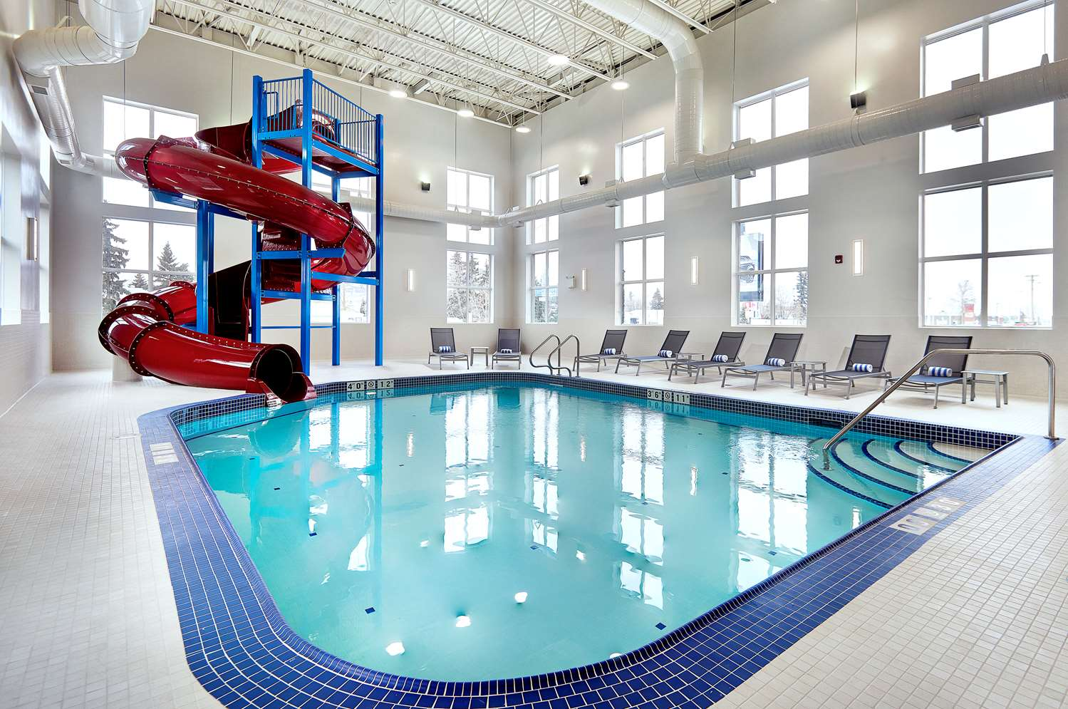 Pool - Best Western Plus Edmonton Airport Hotel Leduc
