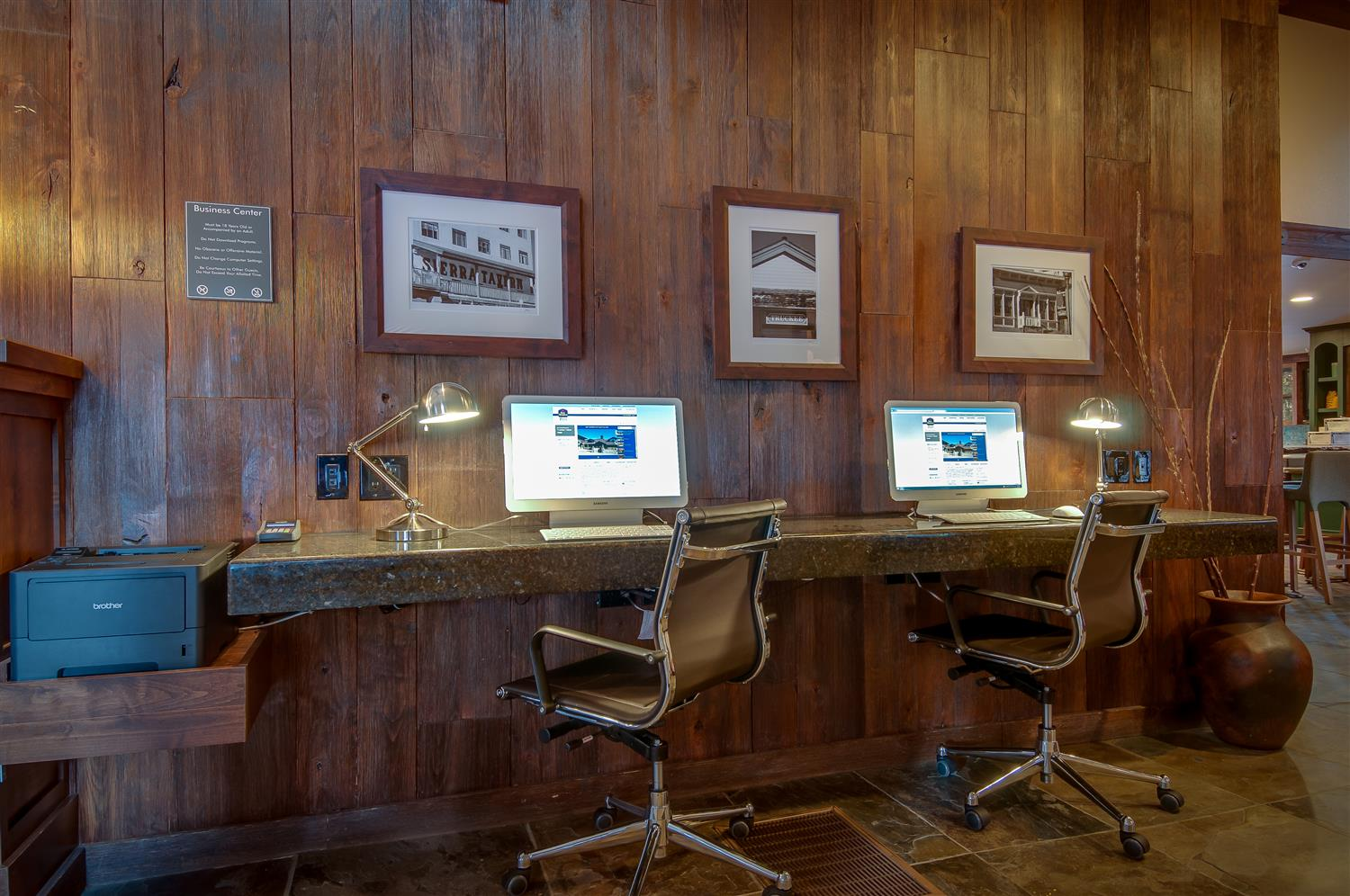 Conference Area - Best Western Plus Truckee Hotel