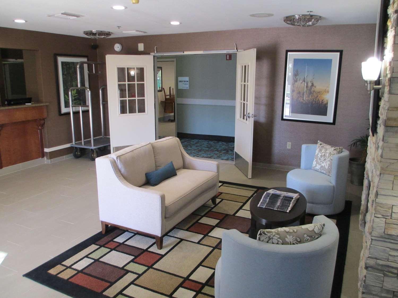 Lobby - Best Western Brentwood Inn