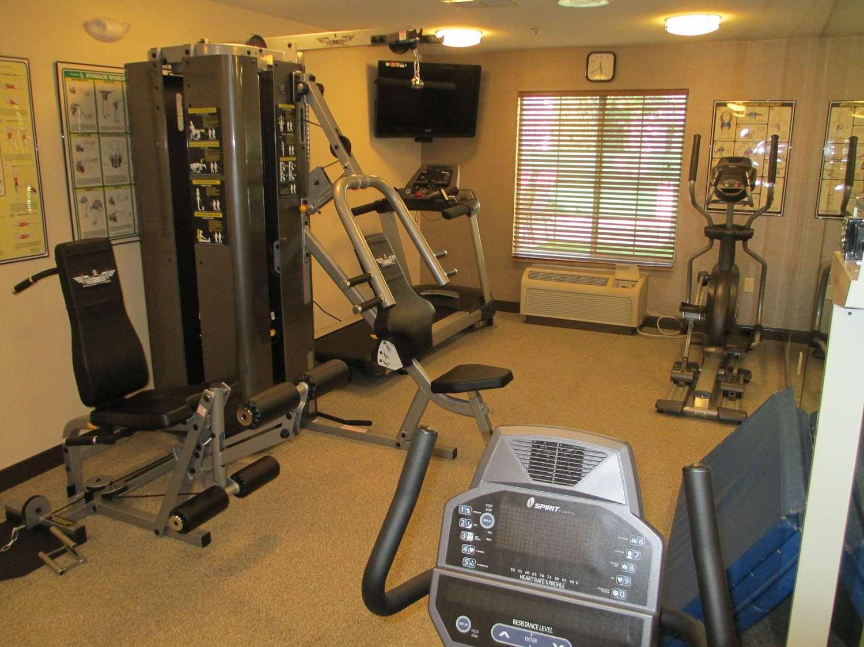 Fitness/ Exercise Room - Best Western Brentwood Inn