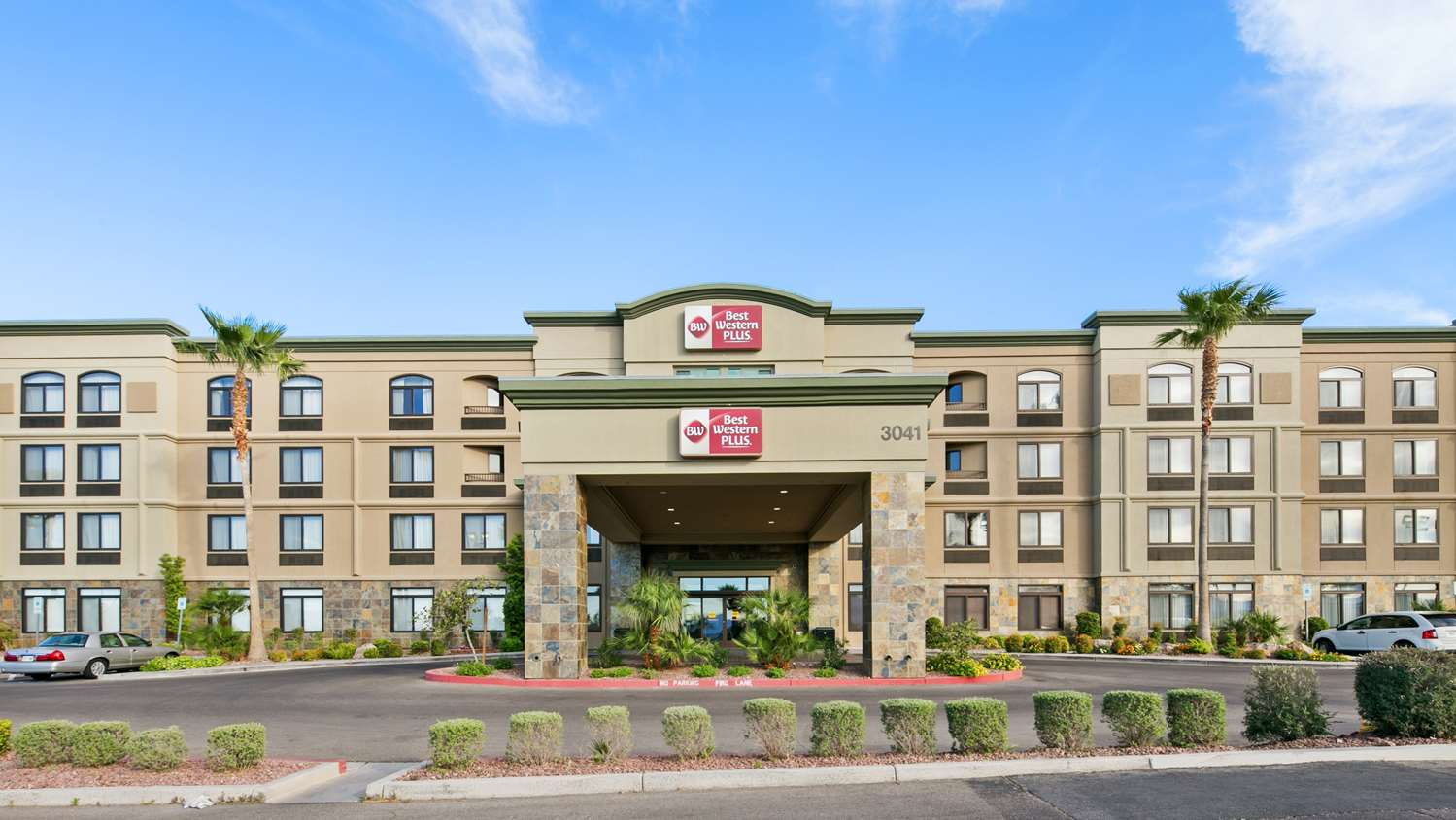 Exterior view - Best Western Plus St Rose Hotel Henderson