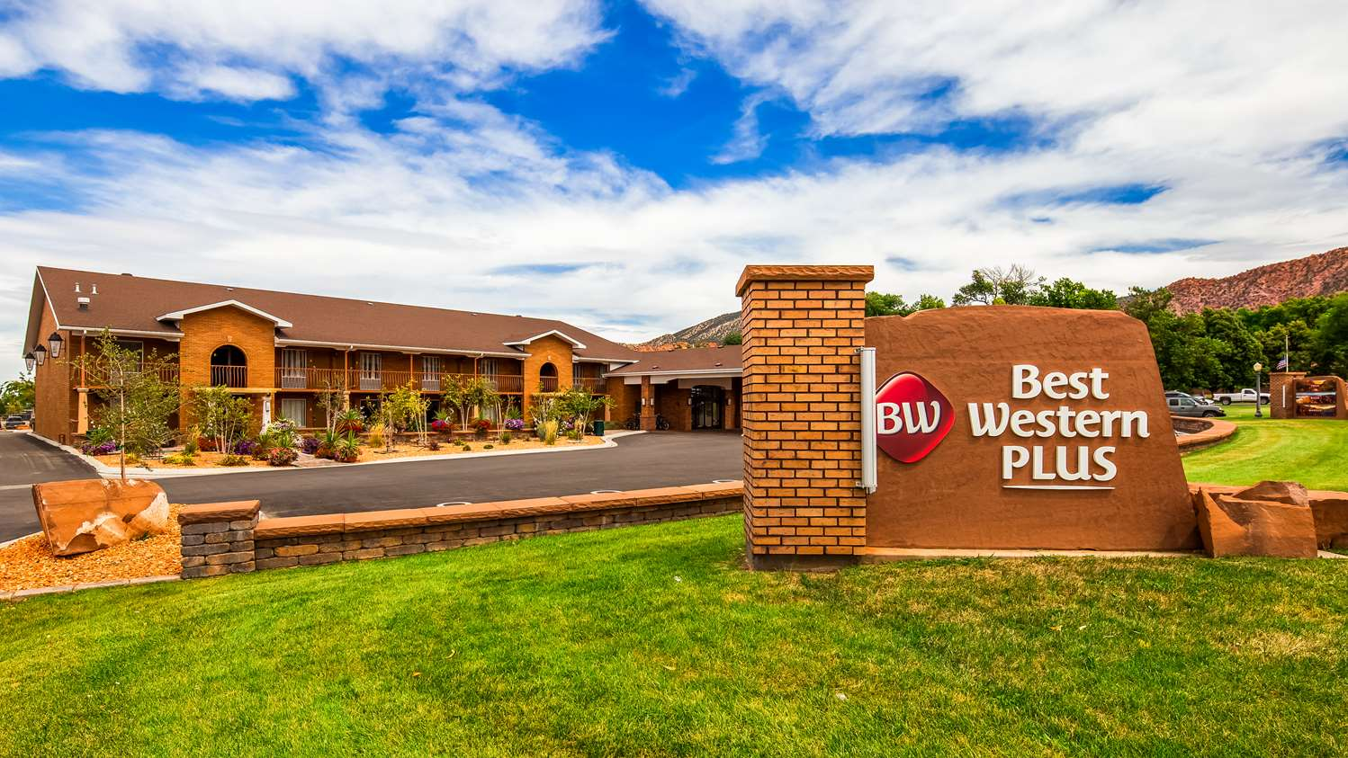 Exterior view - Best Western Plus Cedar City Hotel