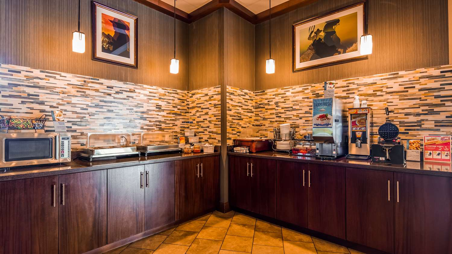 Restaurant - Best Western Plus Cedar City Hotel