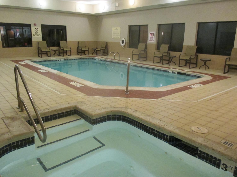 Pool - Best Western Plus Omaha Airport Inn & Suites Carter Lake