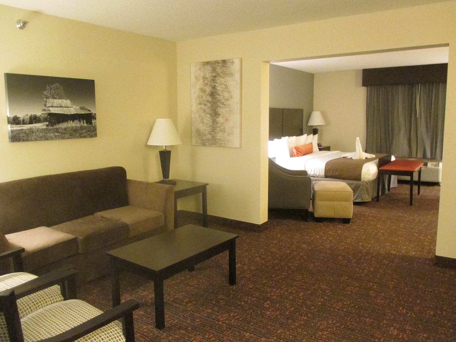Suite - Best Western Plus Omaha Airport Inn & Suites Carter Lake