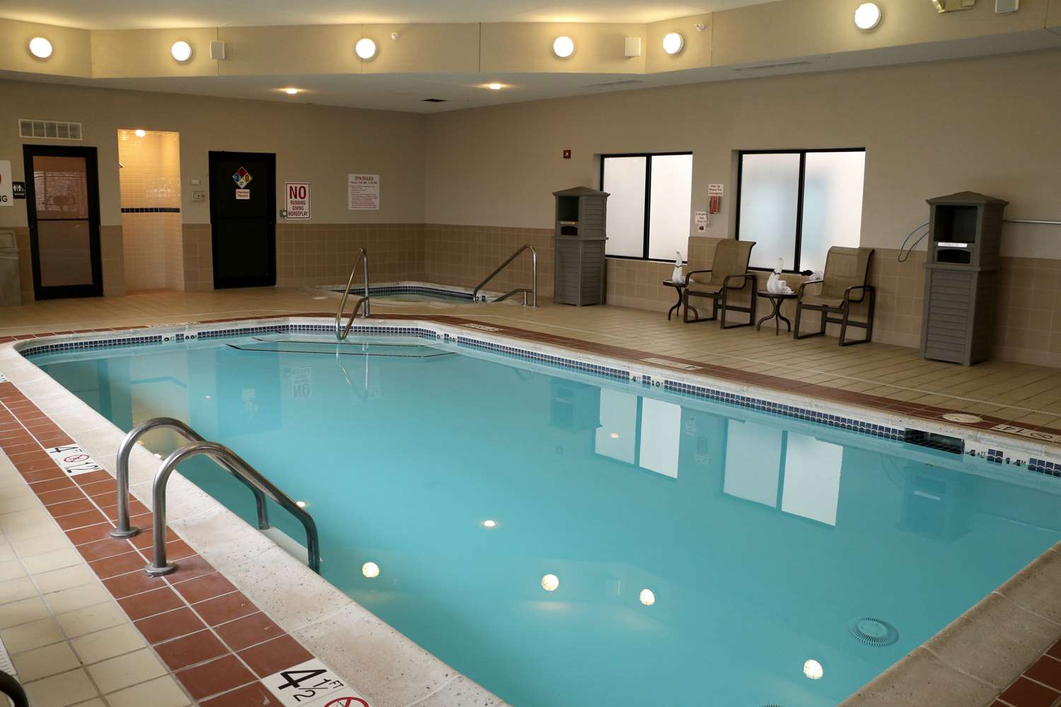 Pool - Best Western Plus Omaha Airport Inn & Suites Carter Lake
