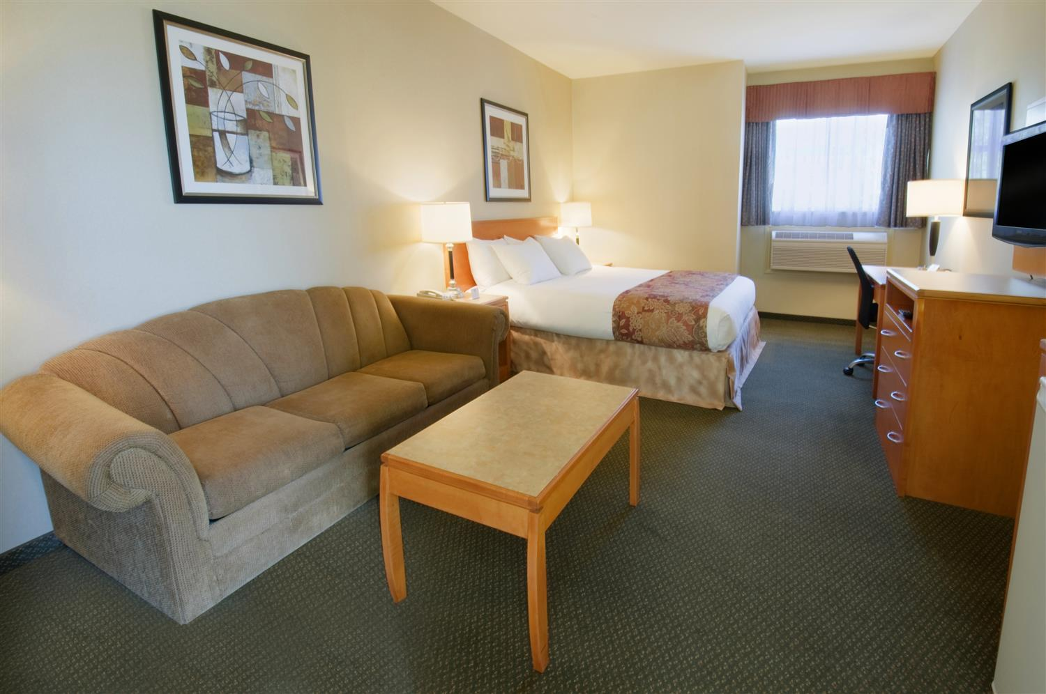 Room - Best Western Peace Arch Inn Surrey